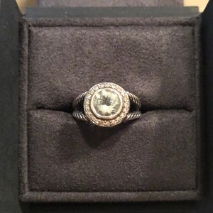 David Yurman 8MM Albion Ring